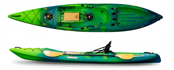 Viking Profish 400 Fishing Kayak