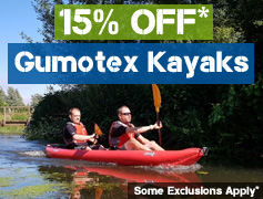 Gumotex Inflatable Kayaks and Canoes Sale at Southampton Canoes