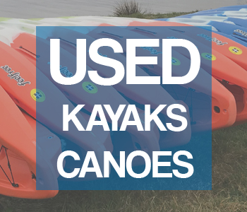 Second Hand / Used Kayaks and Canoes at Manchester Canoes