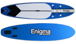 Enigma 11ft iSUP Inflatable Stand Up Paddle Board - Package Deals