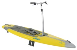 Hobie Mirage Eclipse Solar Yellow