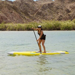 Hobie Mirage Eclipse Paddleboard Conversion