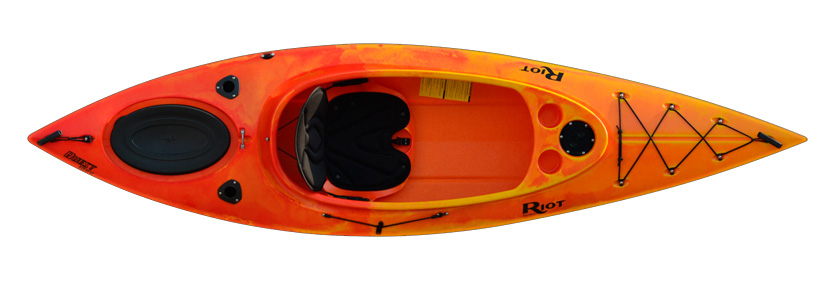 Riot Quest 10 HV | Touring Kayaks