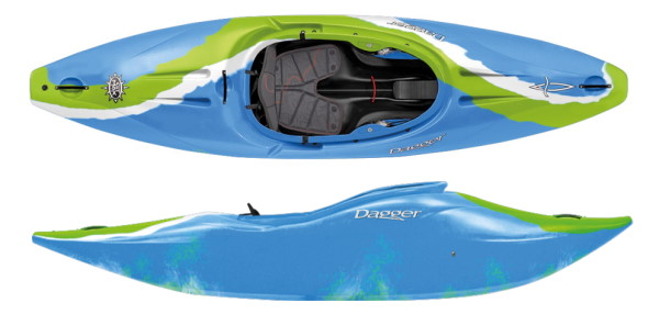 Dagger GT Action Series Whitewater Kayaks