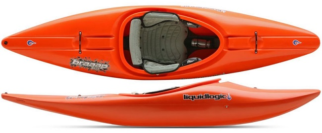 Liquidlogic Braaap at Cornwall Canoes