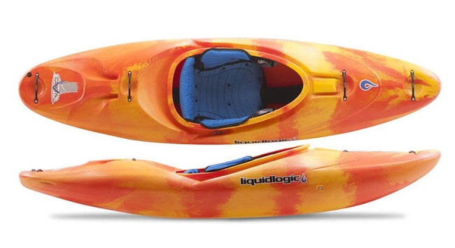 Delta V from Liquidlogic Kayaks