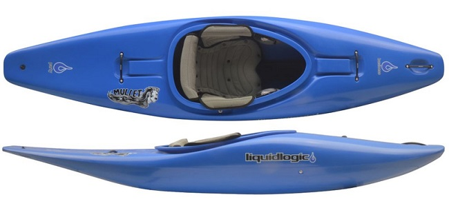 Liquidlogic Mullet available at Cornwall Canoes