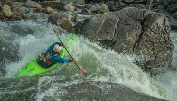 Whitewater & Surf Kayaks